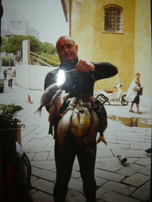 Galleria - Dalla Colombina - Pesca Sub e Apnea a Lerici (SP)